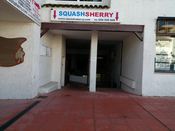 Club Gimnasio Squash Sherry